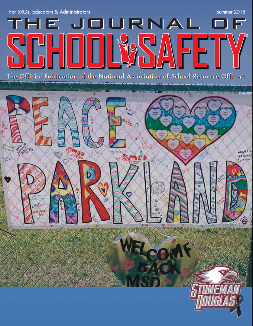 "Article in Summer 2018 issue of JOSS: ""How Students Can Help SROs and Others Avert School Violence"" features incidents from the Police Foundation's ASV database on how students--often the first to learn about a threat, can play a key role in preventing school violence."