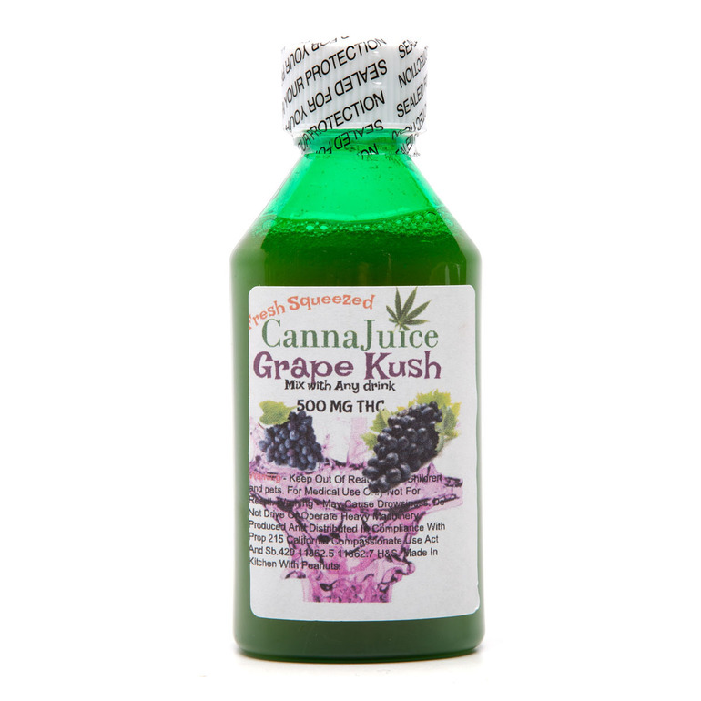 Canna Juice (500MG)     Price: $25