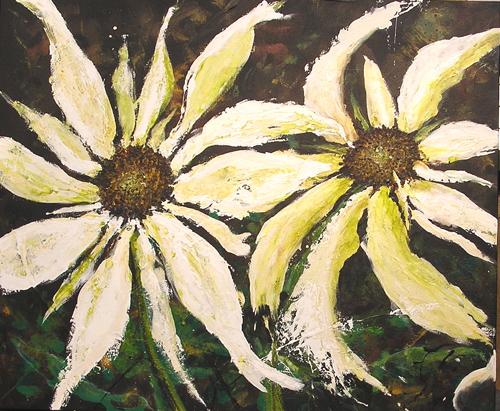"Granville Island #1 <br> 20""x24"" Acrylic on Canvas"