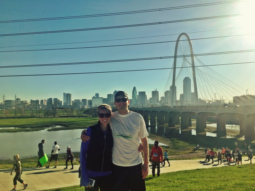 5k Trinity River Levee Run