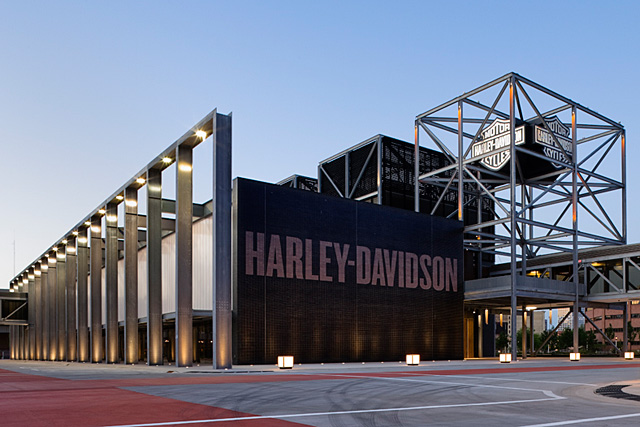 Harley Davidson Museum - History roars to life at the Harley-Davidson Museum. It's the best of American design and culture – seasoned with freedom and rebellion, showcased in a landmark building. See why the Museum is one of Milwaukee's top tourist destinations.