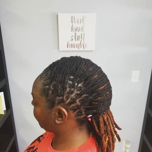 Accepting new clients!!! 404-254-9719 to book your next #soul4u #experience!!!! #locs #womenwithlocs #womenlocstyles #color #locupdos #instantlocs #womenwithlocs #blackgirlmagic #itsanexperience #stylistchronicles #yourfavoritestylist #dreadstyles #dreadlocks #mcdonoughhair #mcdonoughhairstylist #atlantahair #atlantastylist
