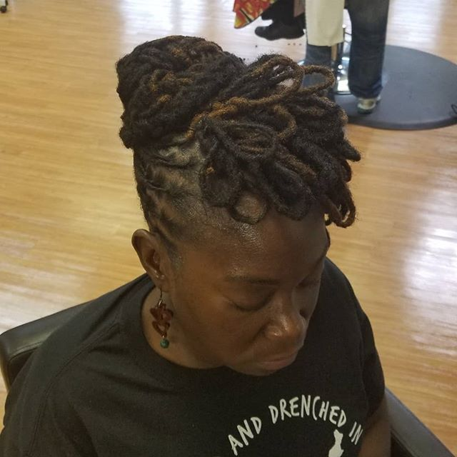 404-254-9719 to book your next #soul4u #experience!  #naturalhairstyles #naturalbeauties #womenlocstyles #womenwithlocs #blackgirlmagic #blackexcellence #locs #dreadlocks #dreadstyles #locpetals #locbun #atlantalocs #atlantastylist #atlantahair #mcdonough #mcdonoughhair #mcdonoughlocs #instantlocs #locupdos #stylistchronicles