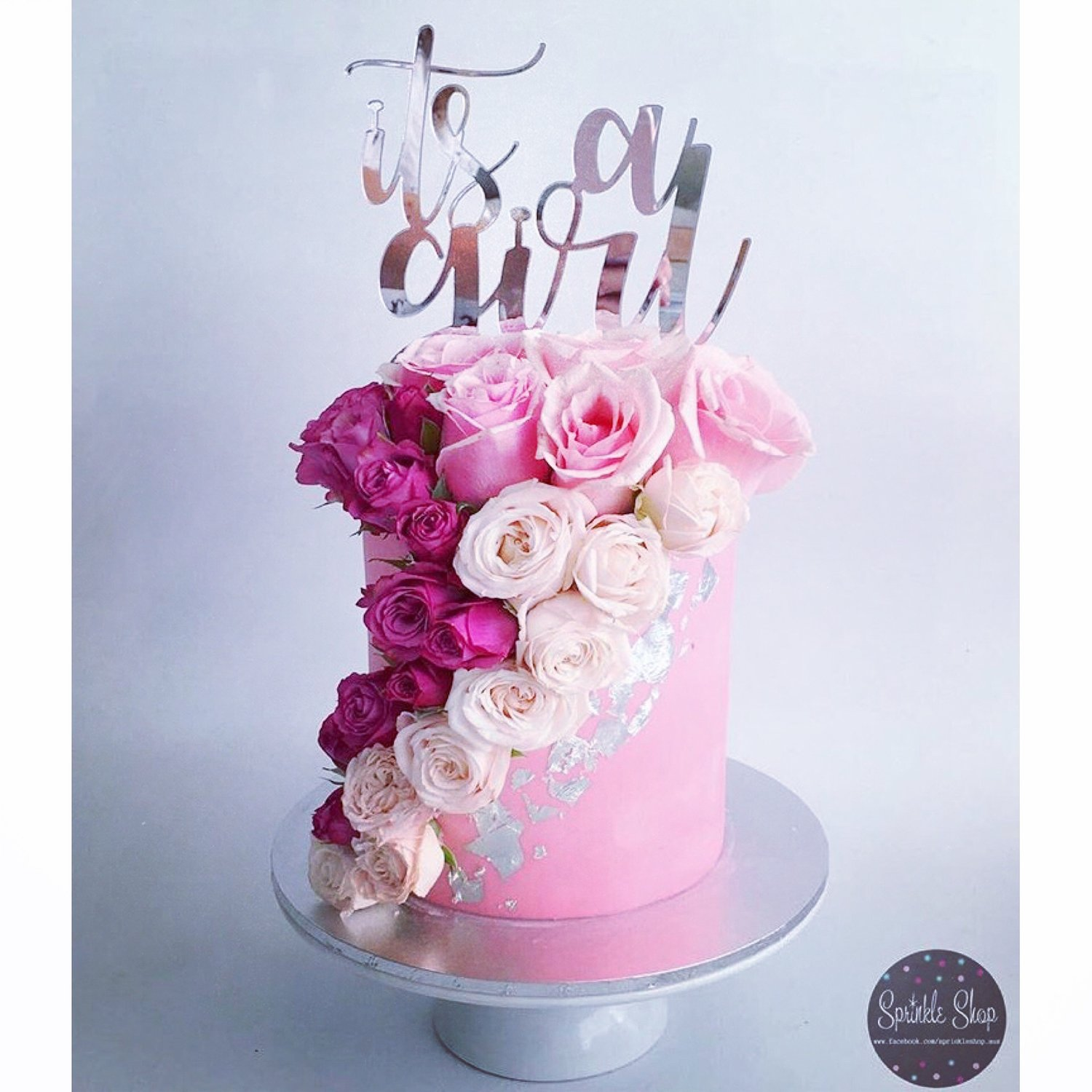 Cake flowers lauren alyce floral design cake flowers mightylinksfo