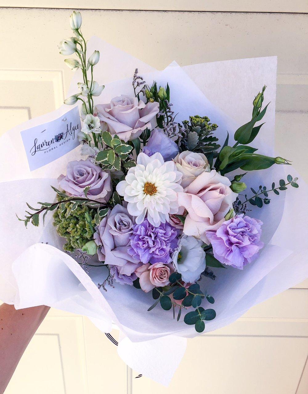Pretty Little Posy Lauren Alyce Floral Design