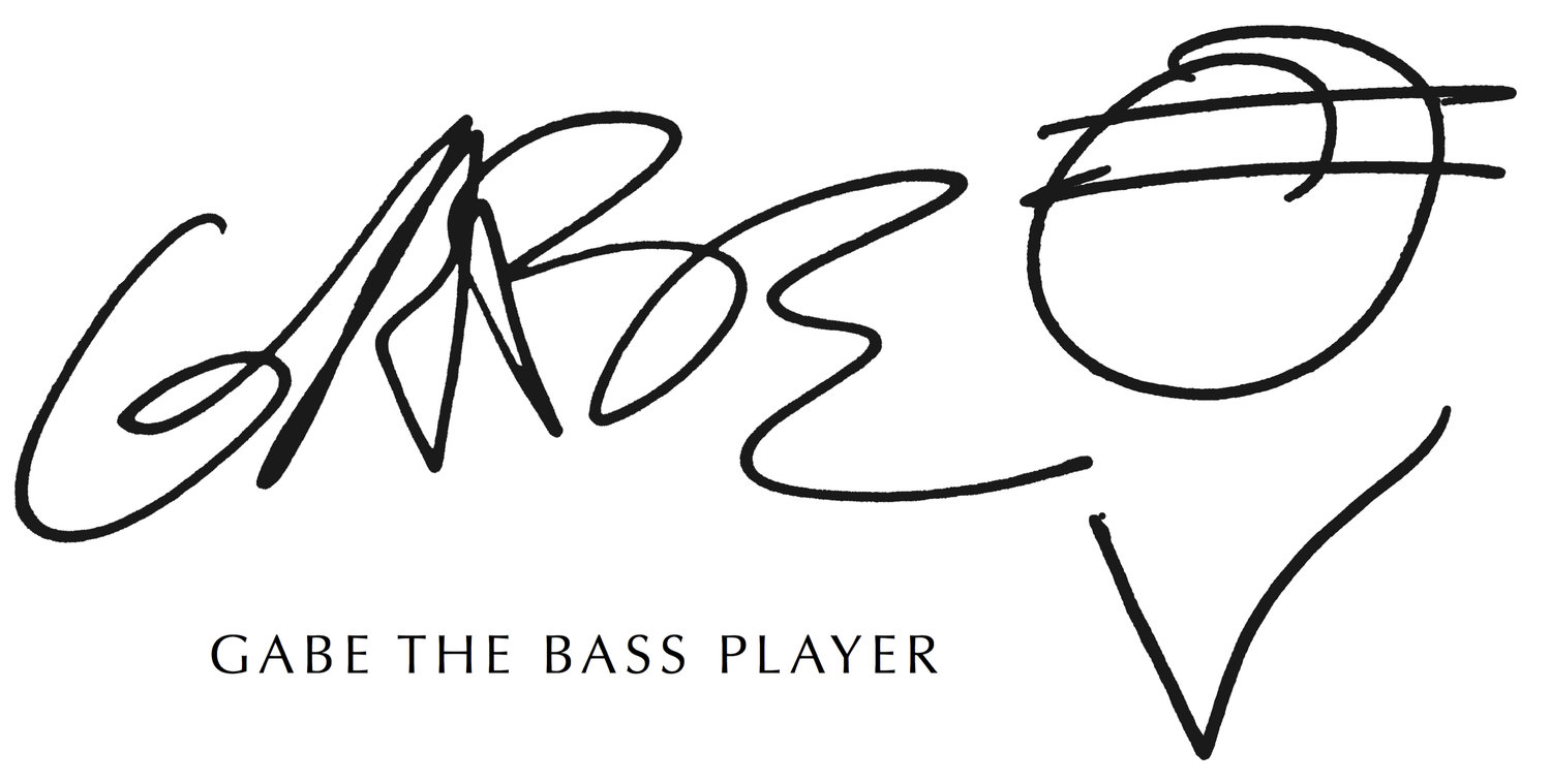 Gabe The Bass Player