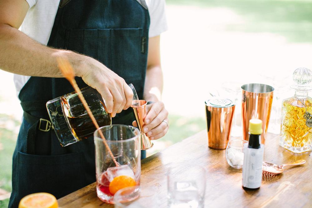 Bar Magnolia Mixing