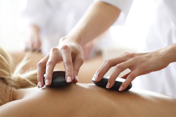 Hot Stone Massage -