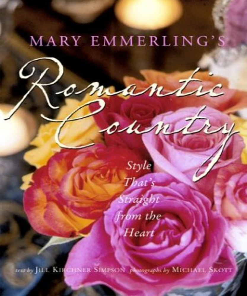 ROMANTIC COUNTRY MARY EMMERLINGS  -  2004