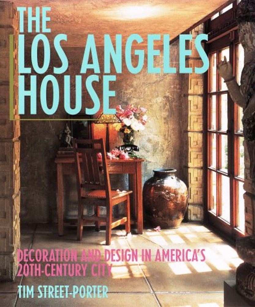 LOS ANGELES HOUSE CLARKSON POTTER - Tim Street Porter  -  1995