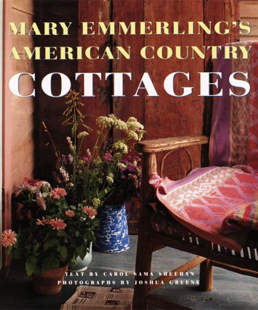 AMERICAN COUNTRY COTTAGES MARY EMMERLINGS  -  1993