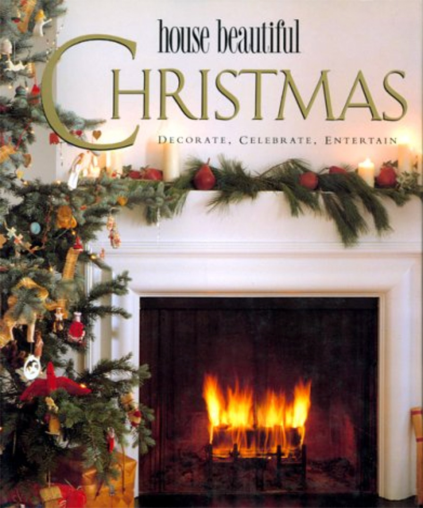 HOUSE BEAUTIFUL - CHRISTMAS HEARST BOOKS - Lou Oliver Gropp  -  1994