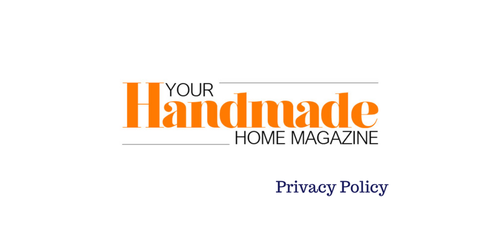 your handmade home privacy policy