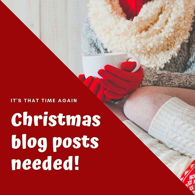 Hello friends! We are looking for awesome Christmas or holiday-themed blog posts for our next issue. If you have one you would like for us to use, let us know in the comments!  If you don't have a blog, tag someone who might be interested! . . . #farmhousechristmas #itsthemostwonderfultimeoftheyear #blogger #farmhouseblog #farmhouseblogger #allthingsfarmhouse #christmasiscoming