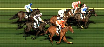 M.VALLEY (N) Race 8 No. 10 Double The Magic @ $4.20 1.56 UNITS WIN   Result :  3rd  at SP $4.40
