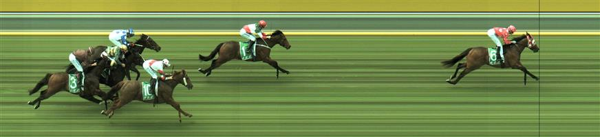Cranbourne Race 1 No.4 Masterbrax @$7 (0.84 UNIT WIN)   Result: 4th  at SP $7.50. Considering it was three / four wide the entire trip, good run. Outcome -0.84 Units.