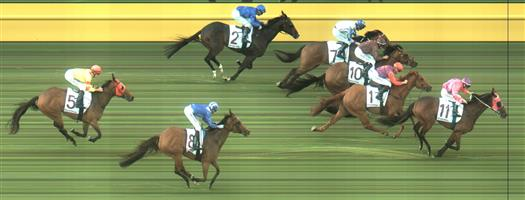 Caulfield Race 2 No.7 Junipal @ $2.50 (2.5 UNITS WIN)   Result:  4th at SP $3.70. Bit of drift out. Made its move on turn, moving up four wide but no match for the winner. Outcome -2.5 Units.
