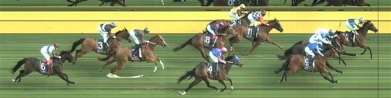 Caulfield Race 6 No.7 Mrs Gardenia @ $4.80 (1.32 UNITS WIN)   Result:  Unplaced at SP $5.00. Labored home, never a threat, not the greatest run. Outcome -1.32 Units.