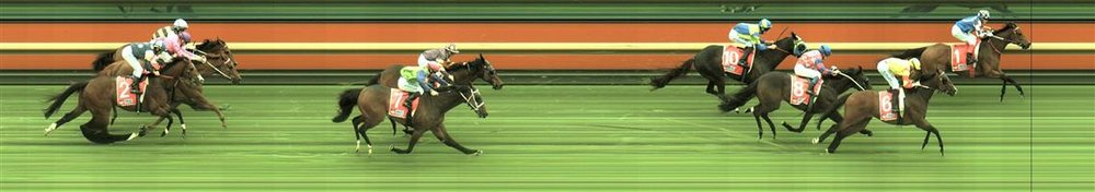Moe Race 7 No.6 Snitzepeg @ $2.00 (2.5 UNITS WIN)   Result : 2nd at SP $3.30. Pace was on from the wide turn which helped Sntizepeg from the back and we finished hard to just miss. Winner Sixties Groove just too good with a bit too much luck for us. Outcome -2.50 Units.