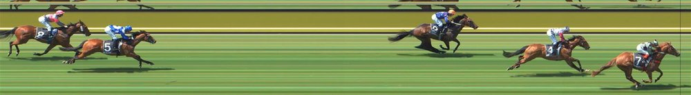 Horsham Race 2 No.2 Declares War @ $4.60 (1.39 UNITS WIN)   Result: 3rd  at SP $8.00. Was chasing the leader from just before the turn and unable to keep up with the leaders and eventual winners. Outcome -1.39 Units.   🏆🏆🏆🏆🏆Horsham Race 2 No.7 Triguboff @ $2 (2.5 UNITS WIN)    Result: 1st  at SP $2.05, Best Tote $2.20, Betfair $2.24. Jockey bided his time, from the home turn got the space and room he needed and went on to win the race comfortably. Outcome +5.00 Units.  NB: Two in the same race here making it a very tight bet. I'd suggest backing the #7 and taking a 0.5 UNIT QQ with the #2. Every-time we've had two in the same race, they have run the quinella (small sample though)