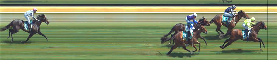 Stawell Race 3 No.2 Bellum @ $4.60 (1.39 UNITS WIN)   Result: 3rd  at SP $4.60. Lost touch with the first two with about 200m out. Still hit the line well and may have a little to learn watching it race. Outcome -1.39 Units.  Stawell Race 3 No.3 Berry Dangerous @ $4.60 (1.39 UNITS WIN)   Result: 4th  at SP $6.00. Hit the line soundly without ever really looking threating. Outcome -1.39 Units.  NB: Two in same race. I've taken Best of Four here as there's another runner who is favourite so the market could be all over the place come post time. Also the QQ is worth taking.
