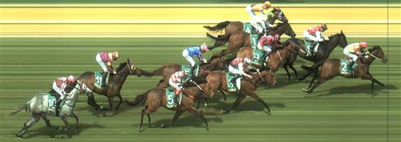 Geelong Race 5 No.8 Satori @ $3.30 (2.18 UNITS WIN)   Result :  2nd  at SP $3.20. Battling for lead in the straight until one from the back with softer run swooped and won by just under a length. Outcome -2.18 Units.