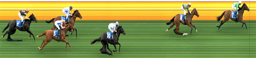 Moonee Valley Race 1 No.4 True Serendipity @ $6.50 (0.91 UNIT WIN)   Result : Unplaced at SP $6.50. Didn't handle the turn at all, possibly got on the wrong leg – went to the carpark and that where its race ended. Outcome – 0.91 Units.