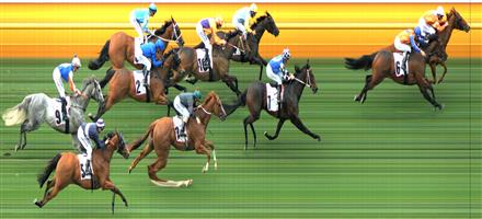 Moonee Valley Race 3 No.3 Mrs Gardenia @ $8.50 *** WATCH PRICE *** (0.72 UNIT @ $8)   Result : Non Qualifier - Unplaced at SP $8.50