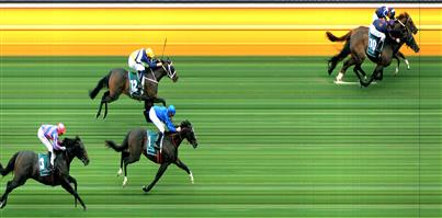 Moonee Valley Race 10 No.5 Savoie @ $6 (1 UNIT WIN)   Result :  2nd  at SP $4.00. Before the turn, pinched a couple length lead. Looked to have it won though a fast finishing Stars of Carrum came down the outside and won at SP $51.00 in a close photo finish. Outcome -1.00 Units.  Moonee Valley Race 10 No.8 Approach Discreet @ $17 *** WATCH PRICE, UNLIKELY *** [worth a e/w ticket using a bookie bonus maybe, not out of it on our ratings and Williams on]   Result : Non Qualifier - Unplaced at SP $26.00