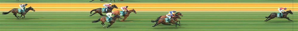 Geelong Race 1 No.7 Zancada @ $3.10 (2.59 UNITS WIN)   Result: 3rd  at SP $3.60. Was on the move before the turn as the winner took control and put a nice gap on the field. Found the line well though no match for the winner. Outcome -2.59 Units.