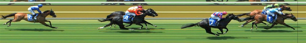 Kyneton Race 1 No.8 Peta Rose @ $5.50 (1.12 UNITS WIN)   Result:  Unplaced at SP $5.00. Vetted prior to the start due to an incident in the barrier which usually doesn't bode well. Under pressure before the turn in the small field and never sighted in the straight. Outcome -1.12 Units.