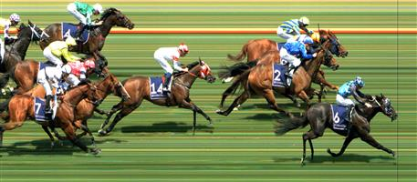 🏆🏆🏆🏆🏆🏆🏆 Flemington Race 3 No.6 Ringerdingding@ $3.30 (2.18 UNITS WIN)   Result: 1st  at SP $4.40, Best Tote $3.70, Betfair $4.83. Straighted up bit worse than midfield. Found clear room and exploded at the 200m to finish too strong over the leading pack to win by half a length. Outcome +7.19 Units.  Flemington Race 3 No.12 No Emotion @ $13 - watch price - Potential RewardBet?   Result : Non Qualifier - Unplaced at $13.00