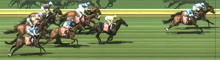 Sandown Race 5 No.1 First Among Equals @ $12 - watch price   Result : Non Qualifier - 2nd at SP $19.00  Sandown Race 5 No.9 Quilista @ $6.50 (0.91 UNIT WIN)   Result : Unplaced at SP $5.50. Led and straightened one length in front, headed at the 300m mark and dropped back through to finish midfield. Outcome -0.91 Units.