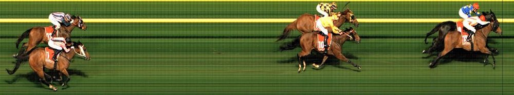Moonee Valley Race 7 No.8 So You Leica @ $4.50 (1.43 UNITS WIN)   Result : Unplaced at SP $4.40. Settled three wide mid field. Under hard ridding prior to turn but couldn't make ground and finished out the back. Outcome -1.43 Units.  Moonee Valley Race 7 No.14 Midas Prince @ $10 - watch price, with JA steering, likely to be supported.   Result : Non Qualifier - Unplaced at SP $13.00