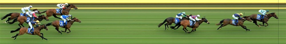 Ballarat Race 3 No.6 The Gatting Ball @ $4.20 (1.57 UNITS WIN)   Result: 2nd  at SP $5.50. Cruised around the turn and looked set for victory. Hit the front briefly though at the 150m mark, Khartoum, who was up towards the front found another gear and went on to win. Outcome -1.57 Units.