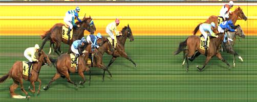 Moonee Valley Race 4 No.2 Mia Georgia @ $17.00 - price unlikely   Result : Non Qualifier - Unplaced at SP $21.00  Moonee Valley Race 4 No.5 Beetobee @ $6.50 (0.91 UNITS WIN)   Result : Unplaced at SP $4.80. Never made ground until it was too late coming from towards the back of the field as it made its run and finished around midfield. Outcome -0.91 Units.