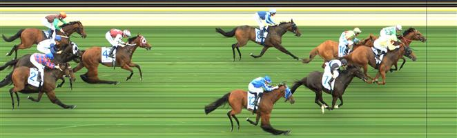 Pakenham Race 8 No.4 Choisborder @ $6 (1 UNIT WIN)   Result : Unplaced at SP $8.00. Followed the winner, Amadeus, though never came on. Disappointing considering the result. Outcome -1.00 Units.  Pakenham Race 8 No.8 Chippenham @ $5 (1.25 UNITS WIN)   Result : Unplaced at SP $4.60. Went forward though was joined and headed by the winner at the top of the straight. Outcome -1.25 Units.
