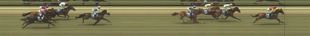 Terang Race 4 No.11 Raffine @ $1.90 (1.5 UNITS WIN)   Result: 4th  at SP $1.60. After sitting behind the speed, kept to the rails and may have been tightened for room but still had it chances and didn't take them. Outcome -1.50 Units.