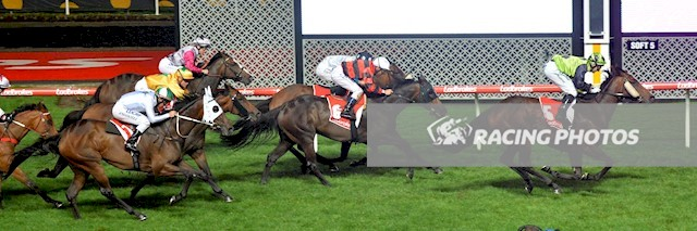 ↗️Moonee Valley Race 8 No.11 Our Chiquilla @ $6.50 (0.91 UNITS WIN)   Result : Non Qualifier - Unplaced at SP $9.30