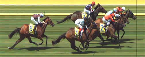 Sandown Race 4 No.6 Sophies Revenge @ $6.50 (0.91 UNIT)   Result : Non Qualifier - Unplaced at SP $9.50