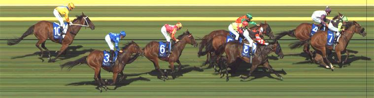 Sandown Race 8 No.12 Goosey Fair @ $14 - watch price   Result : Non Qualifier - Unplaced at SP $19.00