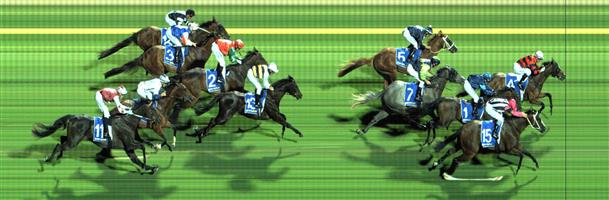RACING.COM PARK Race 8 No. 8 Greycliffe @ $7.50 (0.77 UNIT WIN)   Result : Non Qualifier - Unplaced at SP $12.00  RACING.COM PARK Race 8 No. 13 Future Score @ $6 (1 UNIT WIN)   Result : Unplaced at SP $6.50. Out the back for much of the straight, did have a strong 100m or so to finish fifth though never a winning chance. Outcome -1.00 Unit.