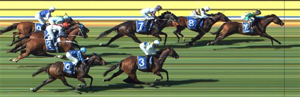 BENDIGO Race 5 No. 8 Doroza @ $3.60 (1.5 UNITS WIN)   Result : 2nd at SP $4.60. Settled midfield on the rails though only about three lengths from the leader. In the straight kept to the inside and only had a small gap to get through. As a result took its time to take that gap and find clean air and this delay most likely cost it victory. Outcome -1.00 Unit.