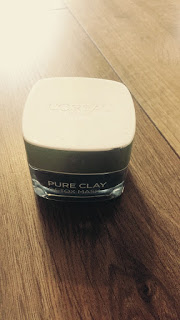 Pure Clay Detox Mask -  Now honestly if you have not tried this then you must!!!!This i picked up from Tesco's while doing a weekly food shop one day, i didn't think i would fall in love with it quite as much as i have, (even my boyfriend uses it!!!), lets hope he doesn't get made at me for sharing his beauty secret.This is a Loreal Pure Clay Detox Mask.I can honestly say i notice the difference. Me and my boyfriend do it together about twice or three times a week if we can.We put it all over our face and leave for about 15 mins, sounds gross but while its drying you can actually see your black heads drawing out!! Once you wash it all off, my gosh how good your skin feels, it feels refreshed, revitalised and so so so smooth and soft. Best face mask ever i have used so far and it is another bargain ... about £8!!