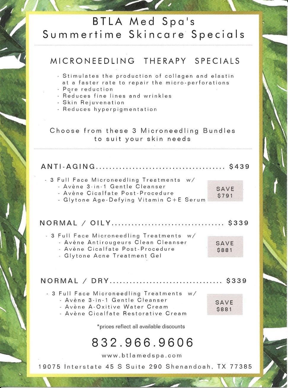 Summer Skincare Specials.jpg