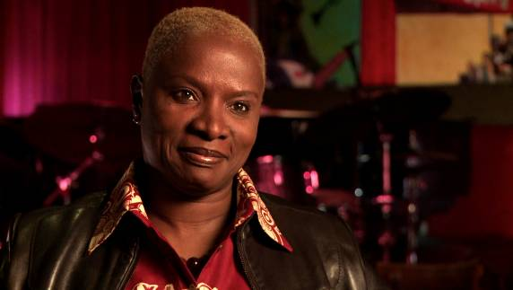 Angélique Kidjo   Angélique Kidjo is a  Beninoise   singer-songwriter  and activist. Her music is influenced by her child-hood idol Miriam Makeba. Other musical influences include  Afropop ,  Caribbean   zouk ,  gospel ,  Congolese rumba ,  jazz  and  Latin  styles. In 1989 Kidjo opened a Miriam Makeba concert and they became friends. In 2008 she won the Grammy Award for Best Contemporary World Music Album. On September 2009, The Festival D'Ile De France in Paris asked Angélique to curate a tribute to  Miriam Makeba .