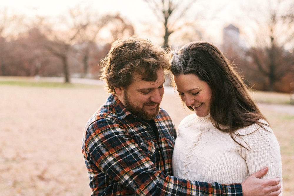 Patterson Park Maternity Photo Session - 1