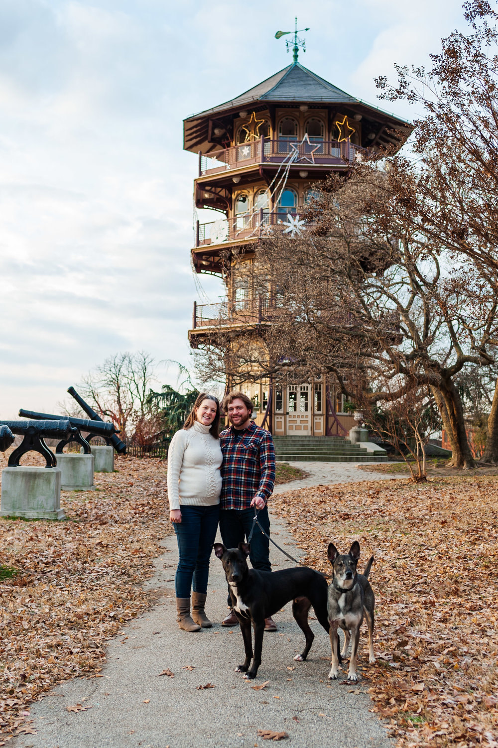 Patterson Park Maternity Photo Session - 9