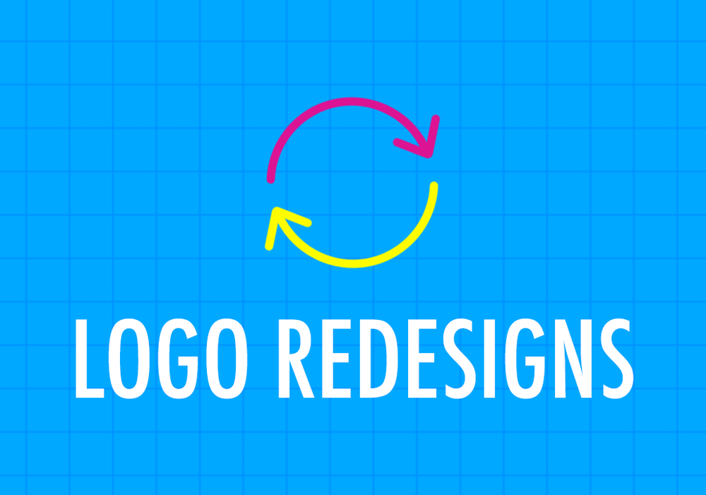 Logo Redesigns (2016)