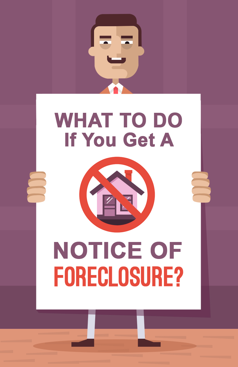 Notice Of Intent to Foreclose: Know Your Options